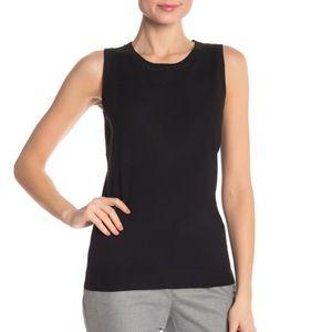 Philosophy Sleeveless Sweater Shell Size Large